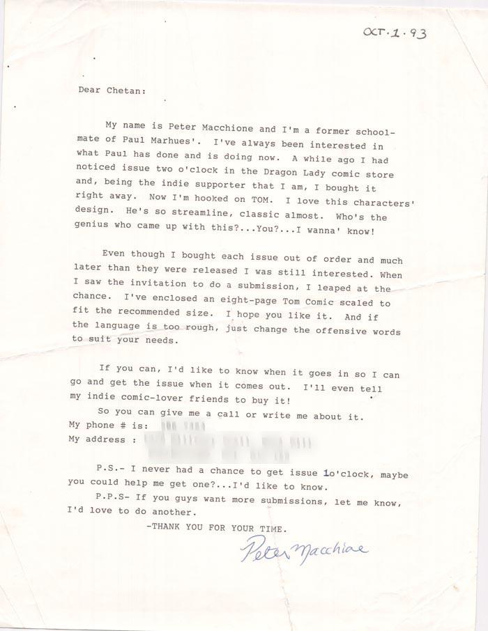 peter letter